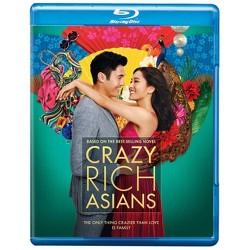 Crazy Rich Asians (Blu-Ray + DVD +Digital)
