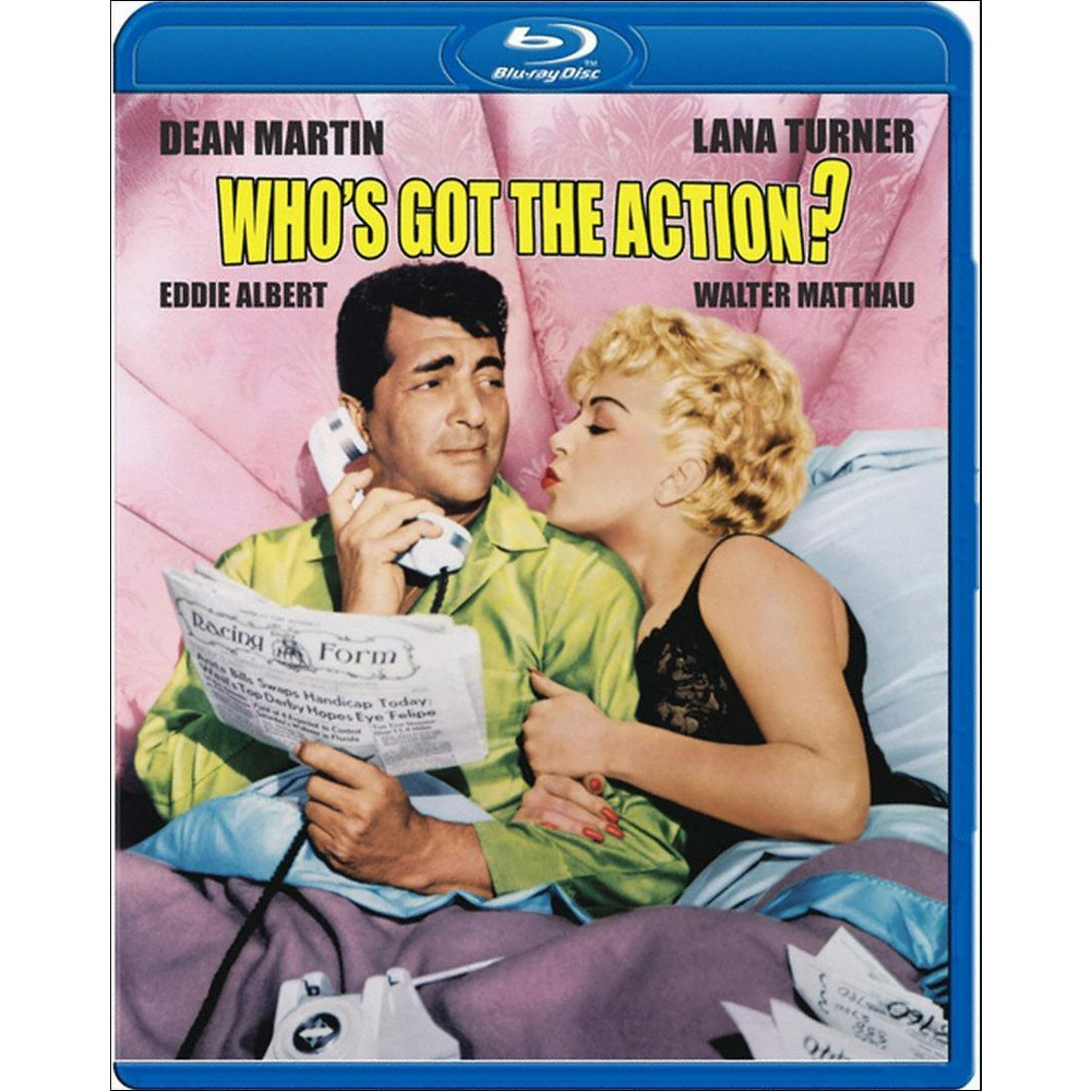 Who's Got The Action (Blu-ray)