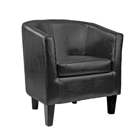Antonio Tub Chair - CorLiving - image 1 of 4