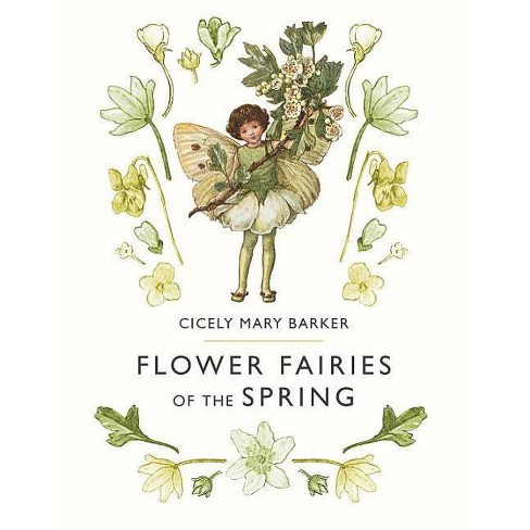 Flower Fairies of the Spring - by  Cicely Mary Barker (Hardcover) - image 1 of 1