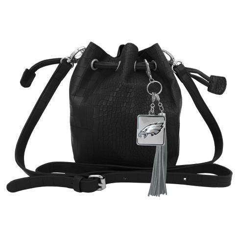 bd73f3a99c0 NFL Philadelphia Eagles Charming Mini Bucket Bag   Target