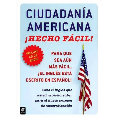 Ciudadania Americana Hecho Facil (Bilingual) (Mixed media product) by Raquel Roque