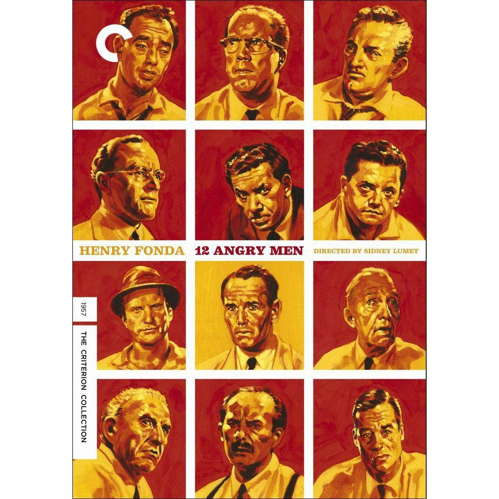 12 Angry Men (Dvd), Movies