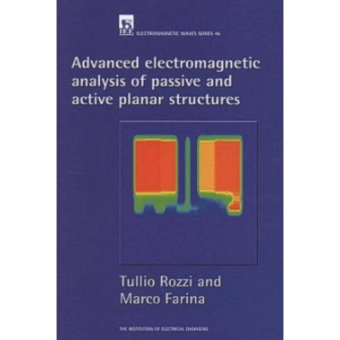 Advanced Electromagnetic Analysis of Passive and Active Planar Structures - (Conference Publication,) - image 1 of 1