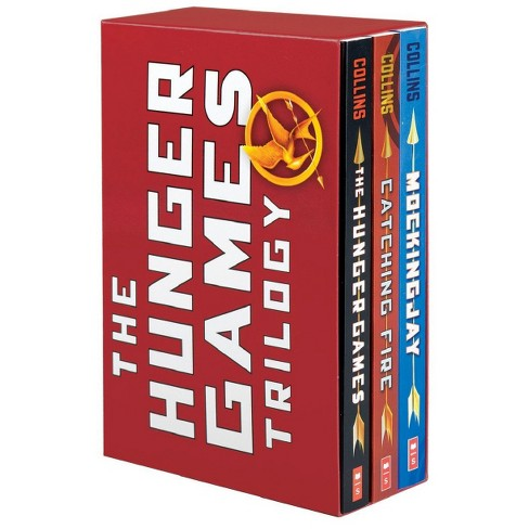 what books are in the hunger games series