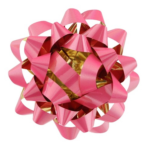 Pink Jumbo Decorative Bow - Spritz™ - image 1 of 1