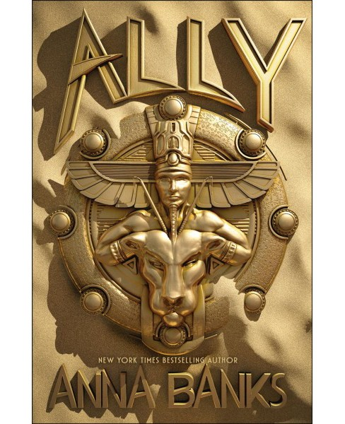 Ally -  (Nemesis) by Anna Banks (Hardcover) - image 1 of 1