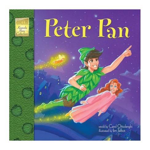 Peter Pan - (Brighter Child Keepsake Stories) by  Carol Ottolenghi & Jim Talbot (Paperback) - image 1 of 1