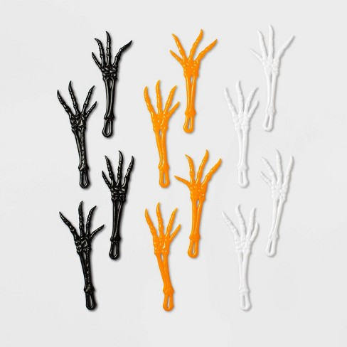 12ct Skeleton Sticky Hand Halloween Party Favors - Hyde & EEK! Boutique™ - image 1 of 1