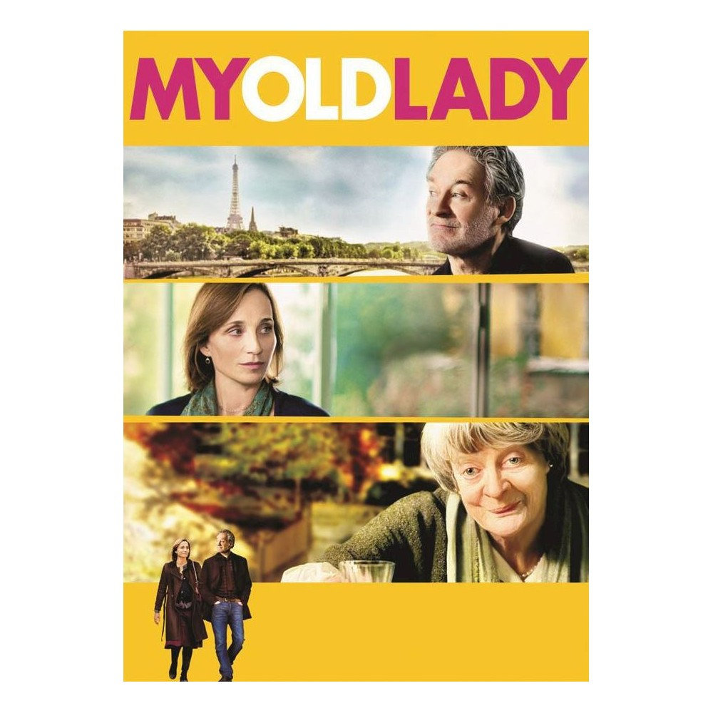 My Old Lady (Dvd), Movies Despondent New Yorker Mathias Gold (Kevin Kline) ventures to Paris with plans of liquidating the apartment inherited from his late father, but runs into an unexpected roadblock when he discovers that the flat is currently inhabited by his father's former lover, an elderly Englishwoman named Mathilde Girard (Maggie Smith), and her adult daughter Chloé (Kristin Scott Thomas). Realizing he's reached an impasse after learning that Mathilde can legally collect regular payments from him until her death, Mathias convinces her to enter into a tentative lodging agreement that's complicated by Chloé's suspicion over his meetings with a predatory property developer with an eye on the apartment. Later, tensions begin to subside as Mathias and Chloé find a common ground in sharing stories about their troubled childhoods, and Mathilde reveals a secret that connects the trio in ways that once seemed impossible.