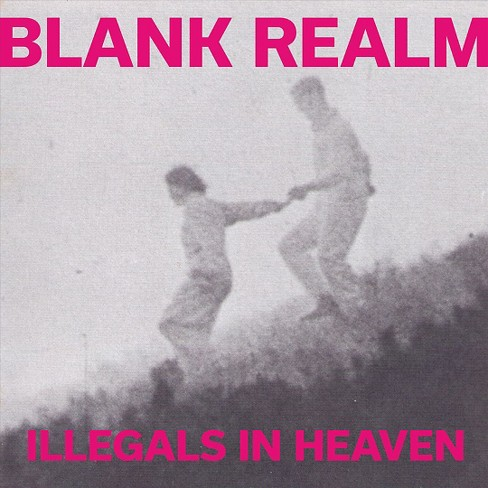 Blank realm - Illegals in heaven (Vinyl) - image 1 of 1
