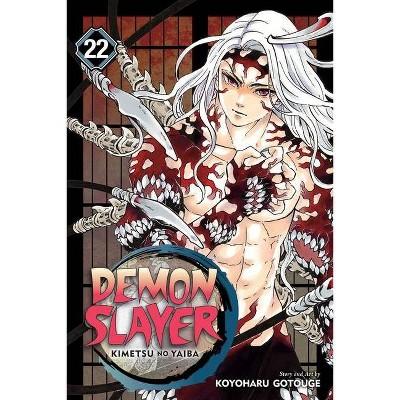 Demon Slayer: Kimetsu No Yaiba, Vol. 22 - by Koyoharu Gotouge (Paperback)