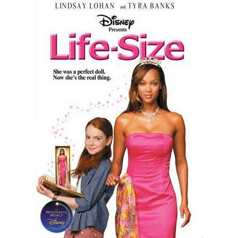 Life-Size (DVD) - image 1 of 1