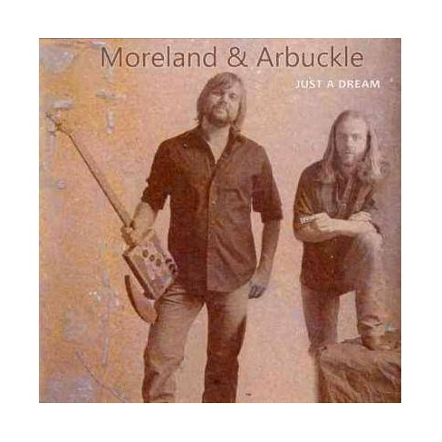 Moreland  &  Arbuckle - Just A Dream (CD) - image 1 of 1
