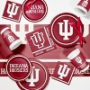 20ct Indiana Hoosiers University Napkins - image 2 of 2