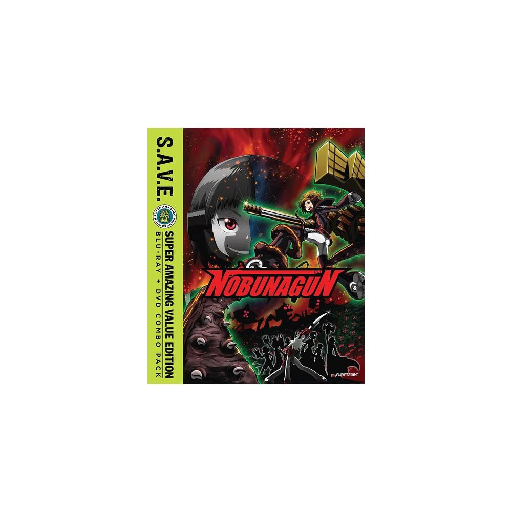 Nobunagun:Complete Series (Bd/Dvd Com (Blu-ray)