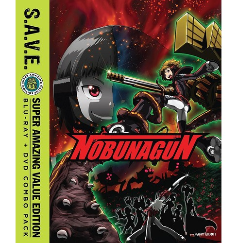 Nobunagun:Complete Series (Blu-ray) - image 1 of 1