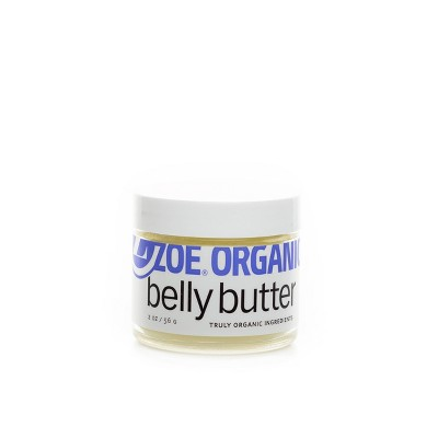 Zoe Organics Belly Butter - 2oz