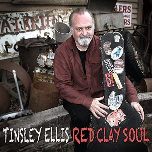 Tinsley Ellis - Red Clay Soul (CD) - image 1 of 1