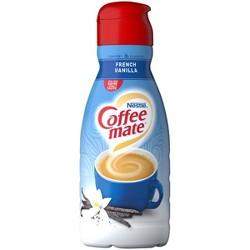 Coffee Mate French Vanilla Coffee Creamer - 1qt