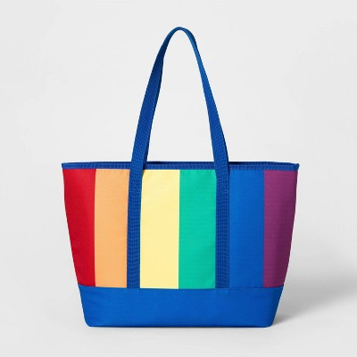 12 Can Cooler Bag Rainbow - Pride