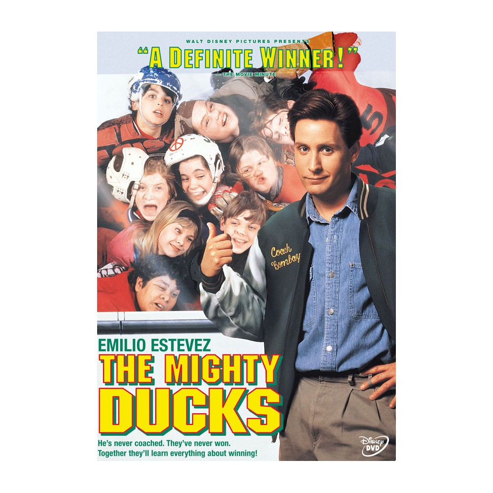 The Mighty Ducks (dvd_video)