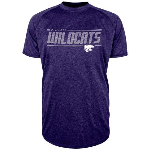 Kansas State Wildcats Men s Team Speed Poly Performance T-Shirt   Target 24402c40e4c5