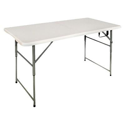 4' Folding Banquet Table - Plastic Dev Group®