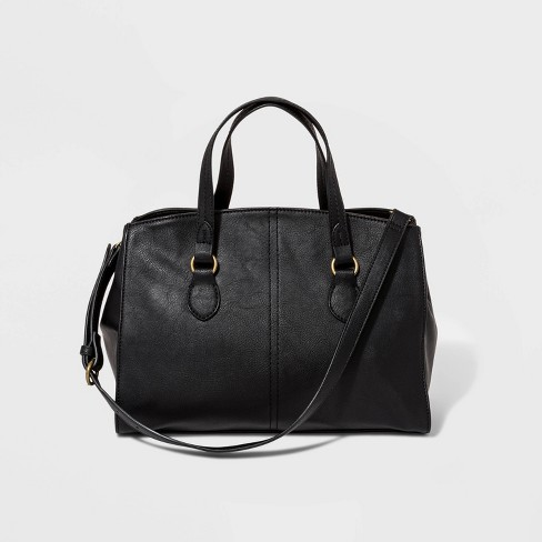 Structured Satchel Handbag Universal