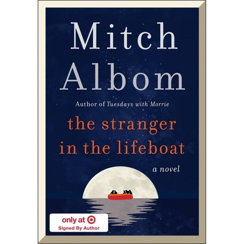 Stranger in the Lifeboat Target Signed Edition by Mitch Albom (Hardcover) - image 1 of 1