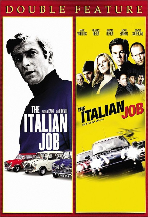 Italian job (2003)/Italian job (1969) (DVD) - image 1 of 1