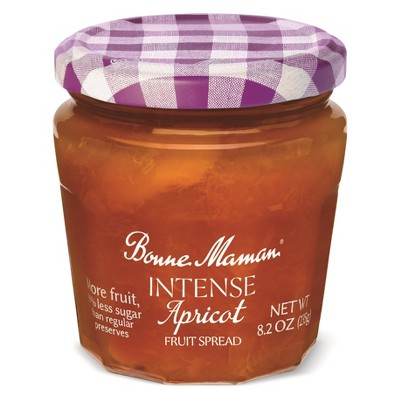 Bonne Maman Intense Apricot Fruit Spread - 8.2oz