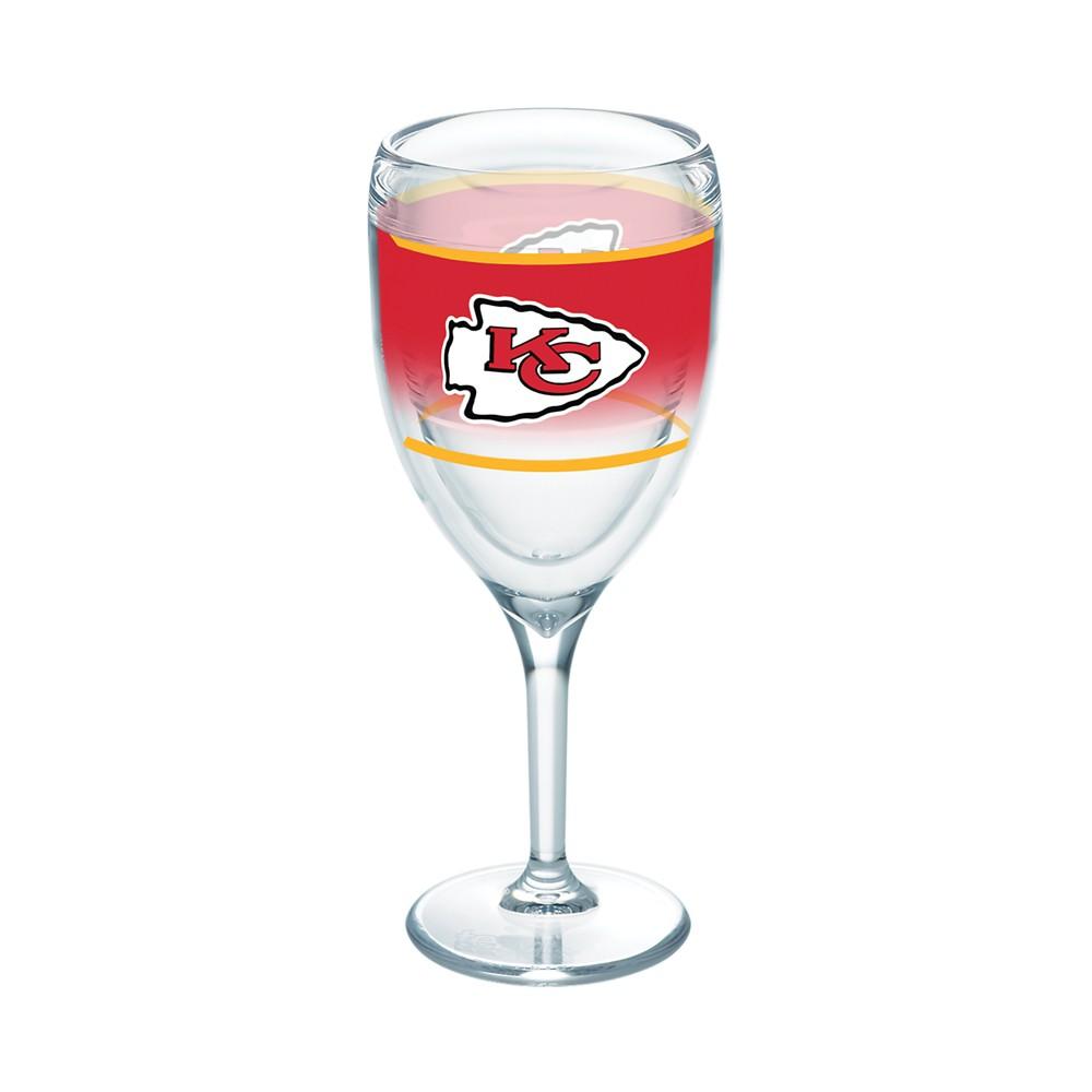 Tervis NFL Kansas City Chiefs Original 9oz Wine
