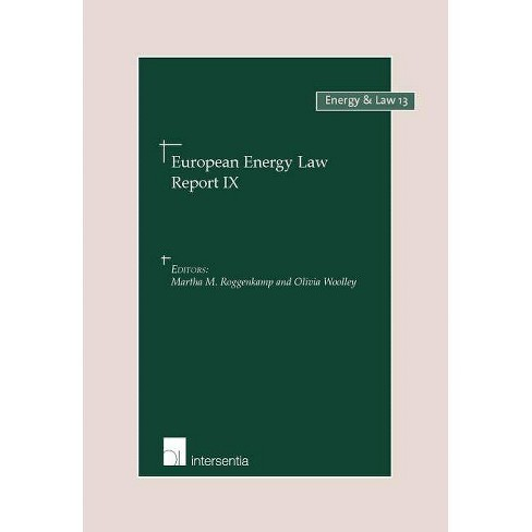 European Energy Law Report IX - (Energy & Law) (Paperback) - image 1 of 1