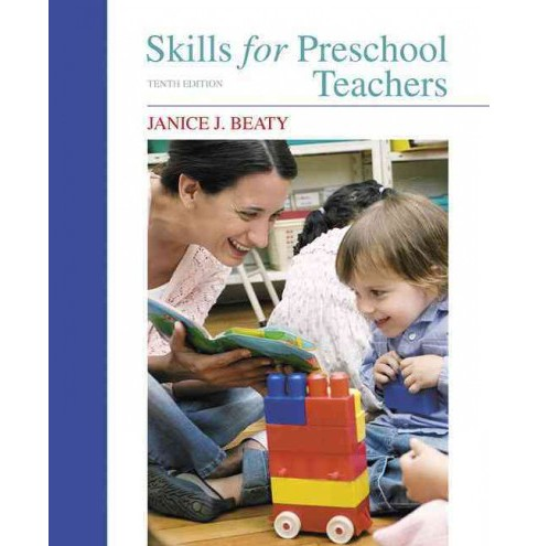 Skills for Preschool Teachers (Student) (Paperback) (Janice J. Beaty) - image 1 of 1