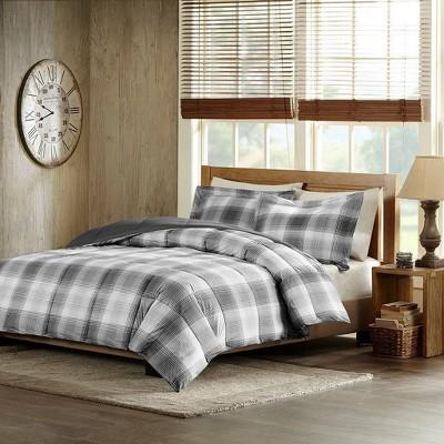Woodsman Softspun Down Alternative Comforter Mini Set