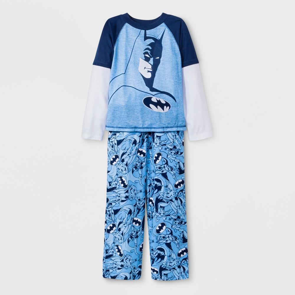 Boys' Batman 2pc Pajama Set - Blue 6, Multicolored