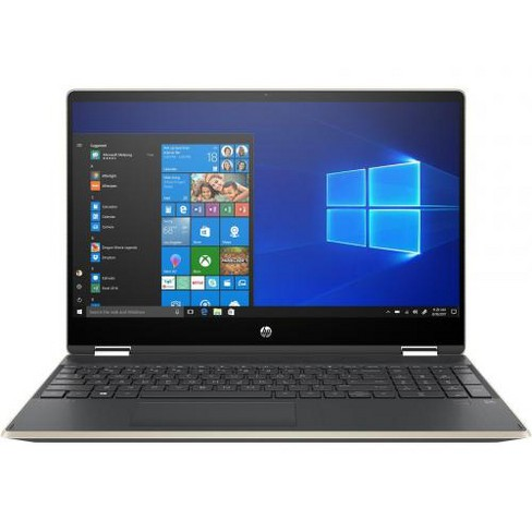 """HP Pavilion x360 15.6"""" 2-in-1 Laptop Intel Core i5 8GB RAM 256GB SSD - 8th Gen i5-8265U Quad-core - Touchscreen - In-plane Switching Technology - image 1 of 4"""