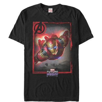 Men's Marvel Future Fight Iron Man T-Shirt