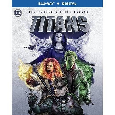 Titans: Complete First Season (Blu-ray)