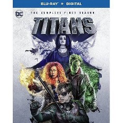 Titans:Complete First Season (Blu-ray)