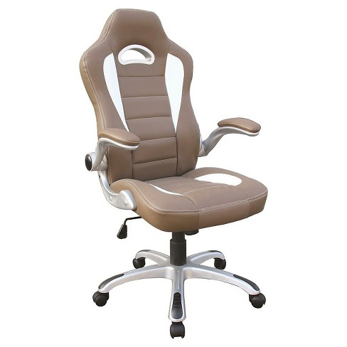 Sport Race Executive Chair Camel - Techni Mobili - image 1 of 5