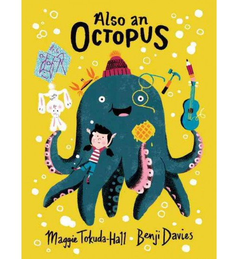 Also an Octopus (School And Library) (Maggie Tokuda-hall) - image 1 of 1