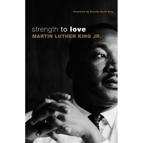 Strength to Love - by  Martin Luther King (Paperback) - image 1 of 1