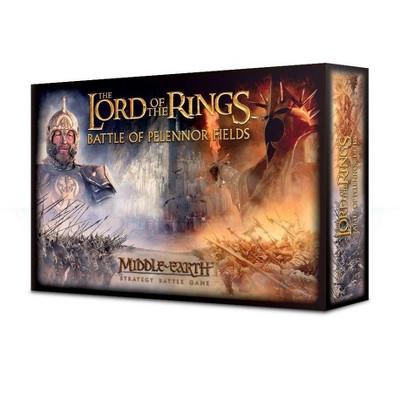 Battle of Pelennor Fields Miniatures Box Set