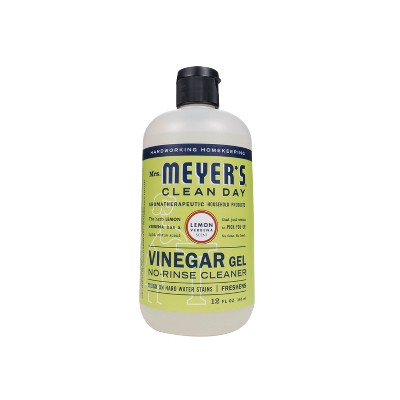 Mrs. Meyer's Clean Day Vinegar Gel Cleaner, Lemon Verbena, 12oz
