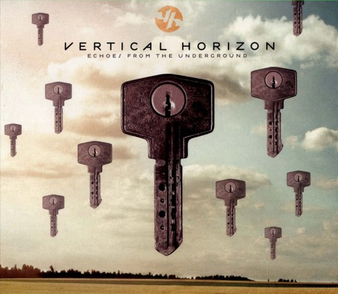Vertical horizon - Echoes from the underground (CD) - image 1 of 1