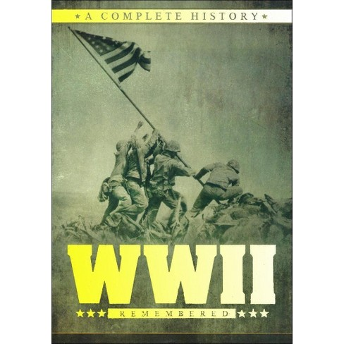WWII Remembered: A Complete History (2 Discs) - image 1 of 1