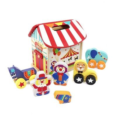 Leo & Friends Circus Doll House