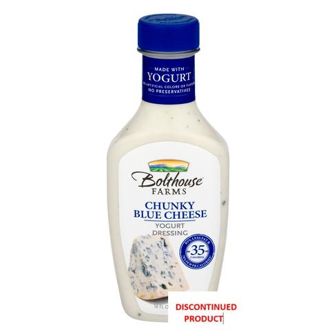 Bolthouse Farms Chunky Blue Cheese Creamy Yogurt Dressing - 14oz - image 1 of 4